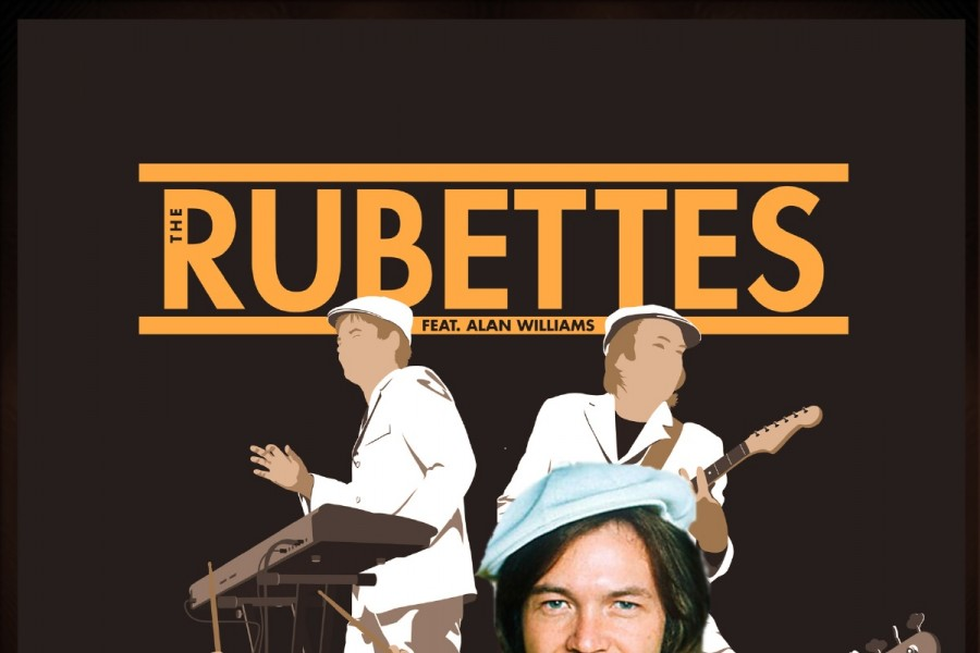 The Rubettes 45th years Anniversary